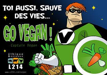 3 raisons altruistes de s'inspirer des vegans