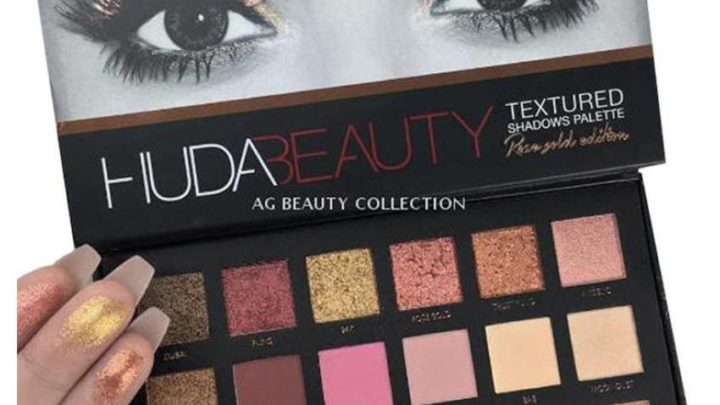 "QUE VAUT LA PALETTE ""Rose Gold"" DE HUDA BEAUTY ?"