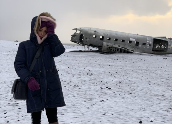 Douglas DC3 Islande