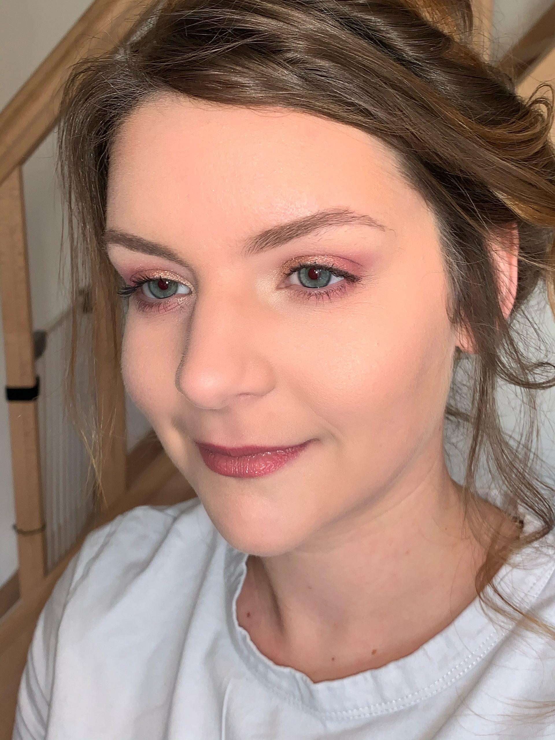 maquillage la palette d'alex