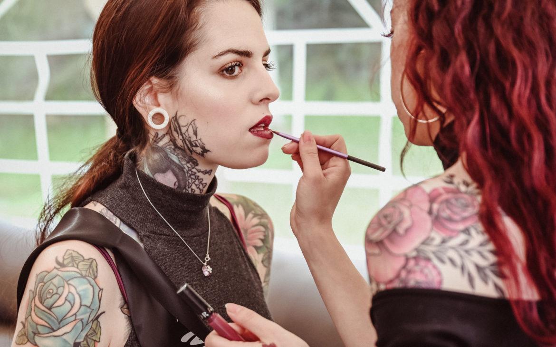 apprendre à se maquiller