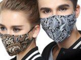 4 astuces pour se maquiller avec un masque !