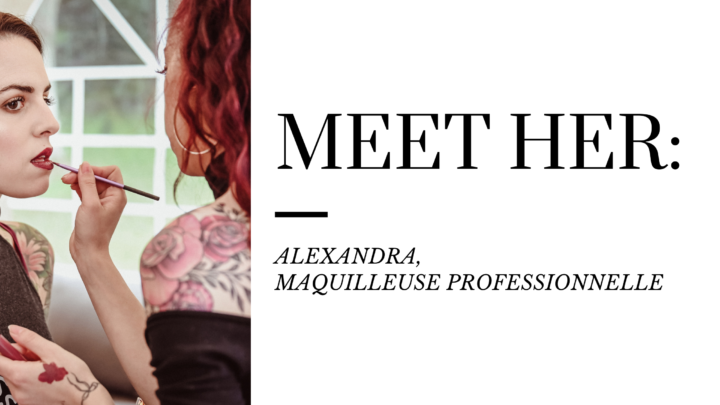 """MEET HER"": Mon interview pour ""AS I AM"""